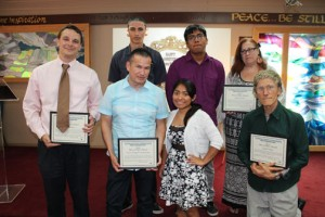 FCNV 2015 Way of Peace Award Winners