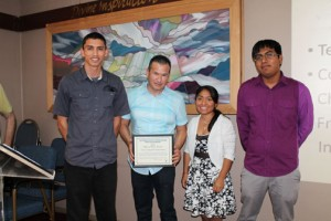 Way of Peace Group Award to Fresno Immigrant Youth In Action